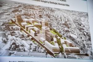 """Schimbarea la față a Sibiului. Arhitecții, despre blocurile de 14 etaje: """"există riscul unui șantier interminabil"""""""