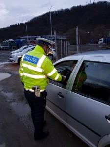 Sibiu, de Crăciun. 150 de polițiști sunt de serviciu