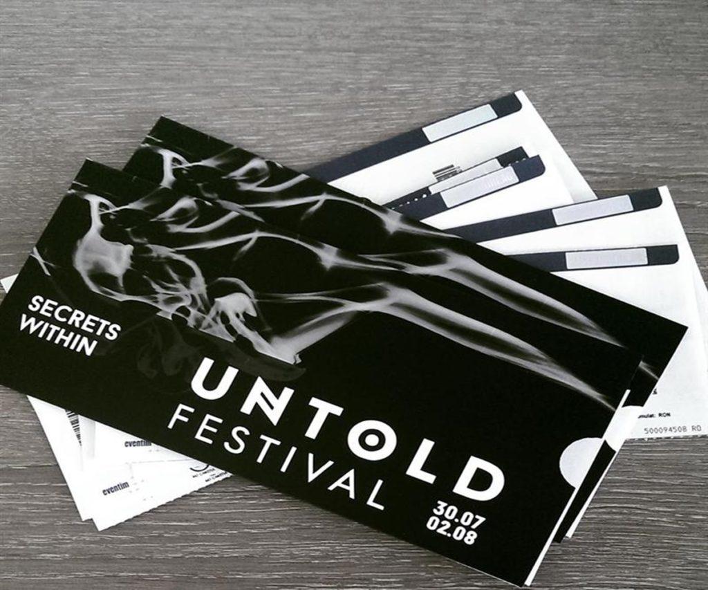 Vânzări de bilete false la Untold și Neversea. Peste 70 de persoane, înșelate