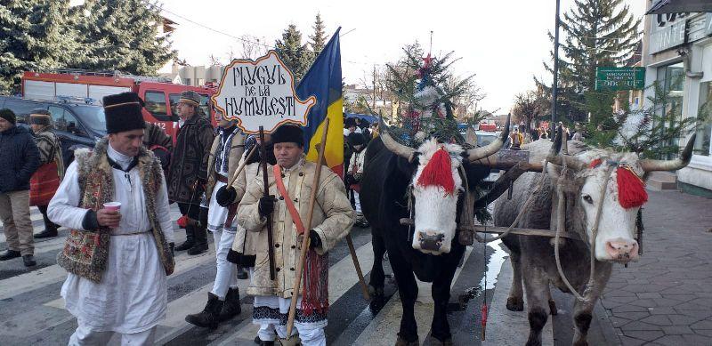 Festivalul de datini și obiceiuri de la Târgu Neamț în imagini