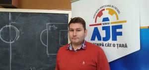 """Interviu cu noul președinte al Asociației Județene de Fotbal: A crescut gradul de civilizație, dar nu avem """"stadioane"""""""