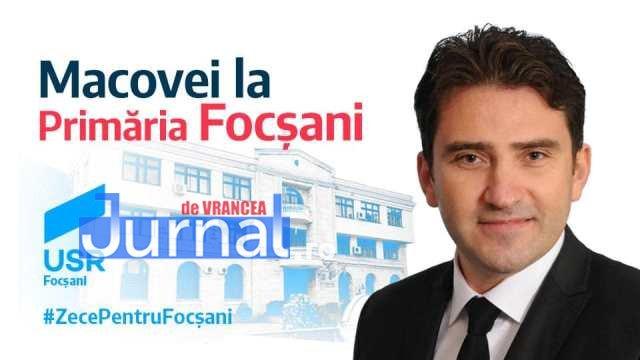 """Liviu Macovei, președinte USR Focșani: """"Anul 2020 trebuie să însemne plecarea de la putere a PSD din Vrancea"""""""
