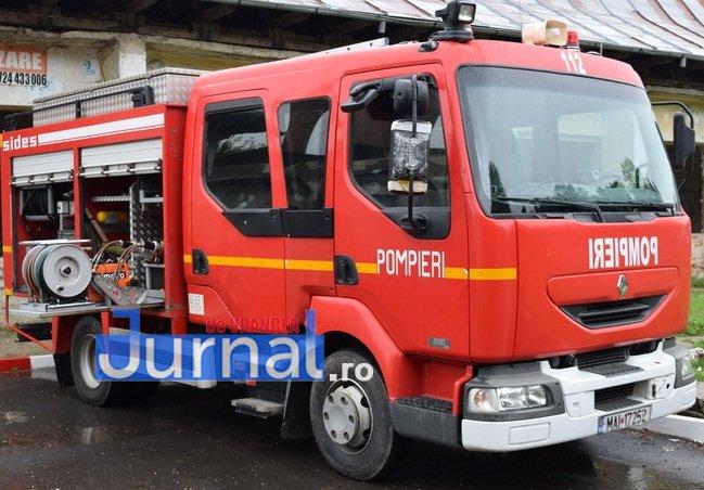 ACUM: Incendiu la Odobești, în curtea ILGO