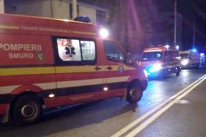 Bătaie de stradă, noaptea trecută în Sibiu. Un tânăr ar fi fost lovit pentru că este vâlcean