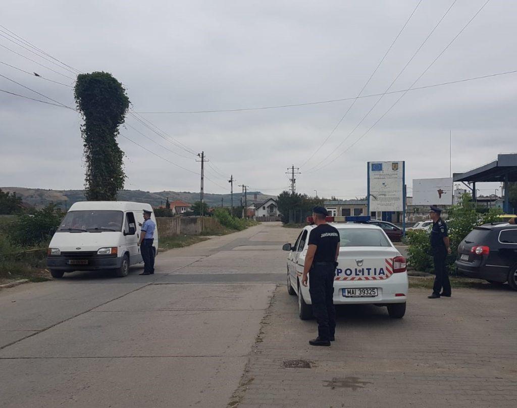 DN1. Zeci de sancțiuni contravenționale aplicate de polițiștii rutieri în doar patru ore