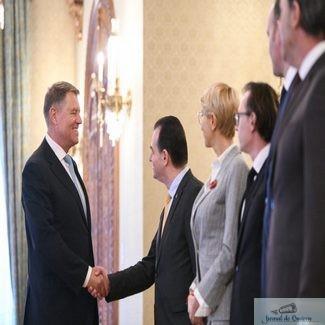 Noul program de guvernare prezentat azi. Orban vine exact cu aceeasi echipa de ministri