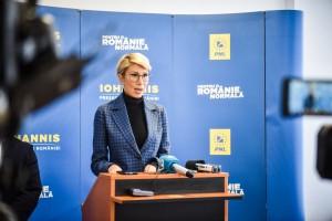 Raluca Turcan: PNL are două obiective prioritare: anticipatele și buna guvernare