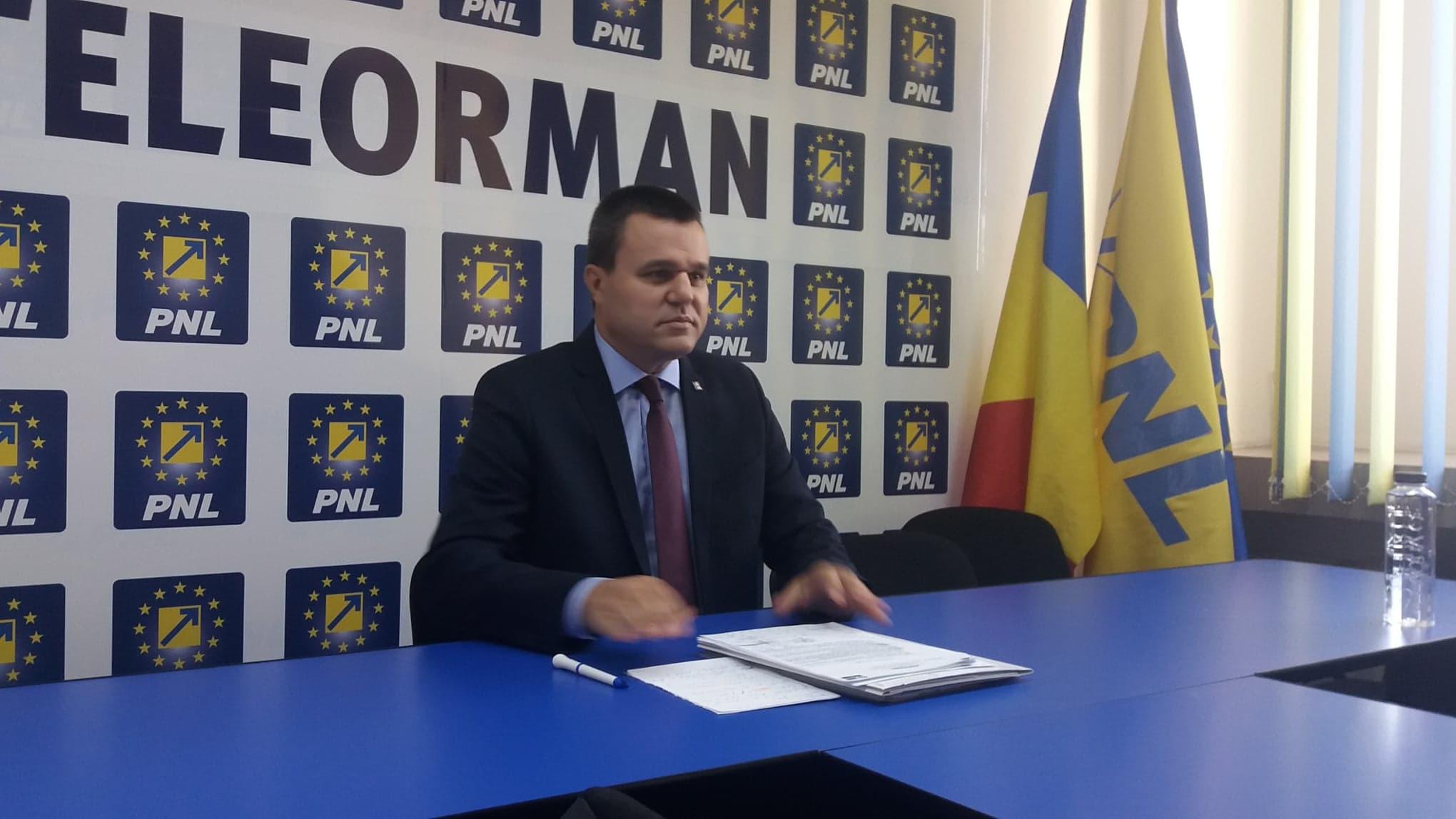 Senator Eugen Pîrvulescu: Proasta gestionare a unui proiect vital pentru Teleorman a f?cut ca oamenii s? pl?teasc? sume colosale pentru ap?