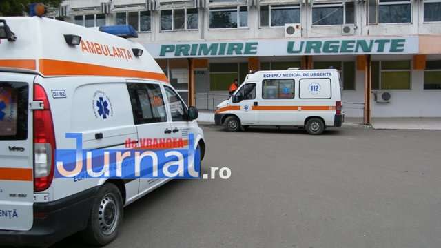Un bărbat de 84 de ani din Popești a ajuns la spital cu arsuri