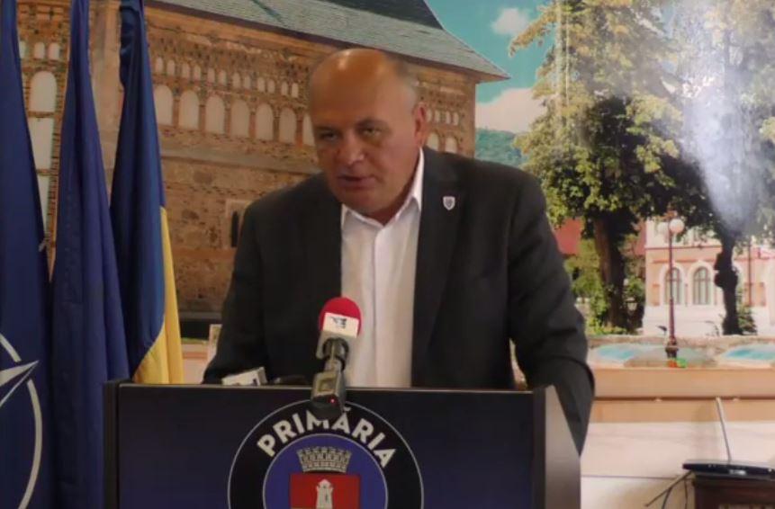 Video: Conferință de presă la Primăria Piatra Neamț- programul de guvernare locală