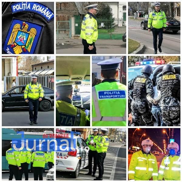 25 Martie: Ziua Poliției Române | Ce mesaj au transmis polițiștii, în plină pandemie de coronavirus