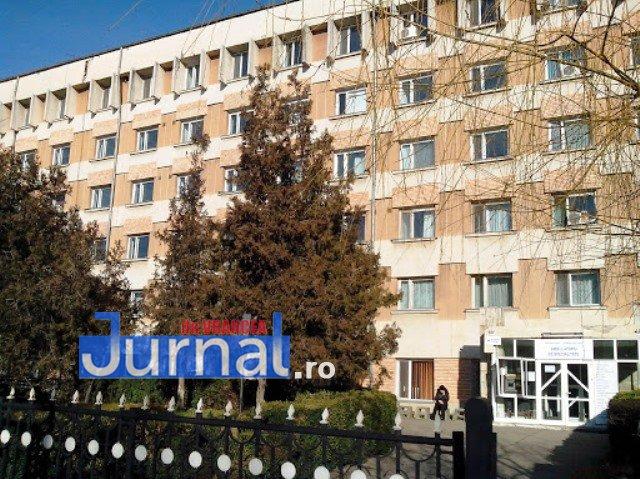 Doi angajați de la Spitalul Militar din Focșani ar fi fost testați pozitiv cu COVID-19