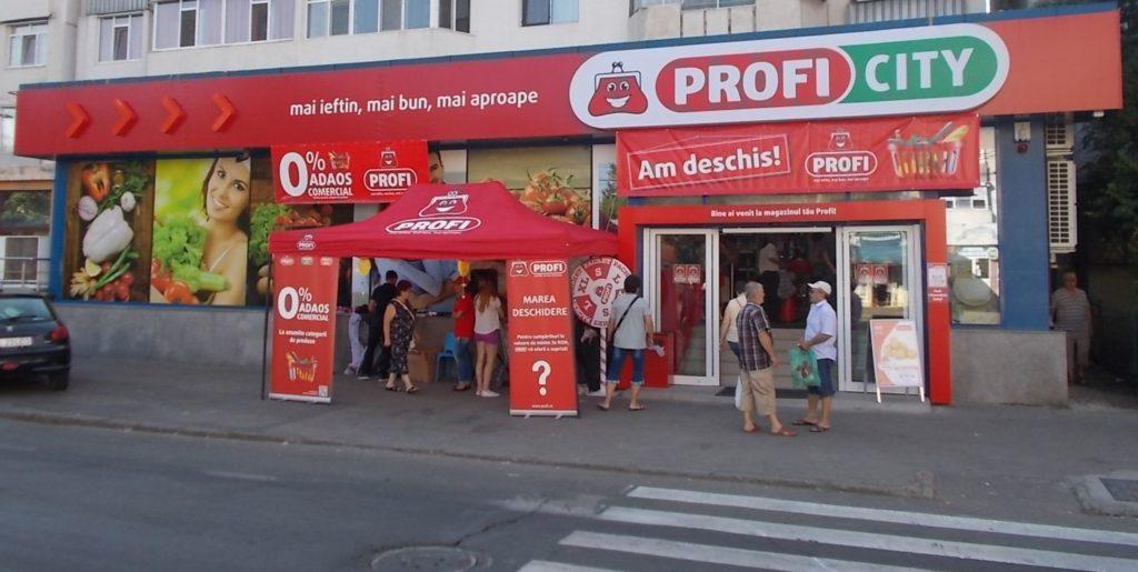 Magazinele Profi își scurtează programul de funcționare. Care este noul orar