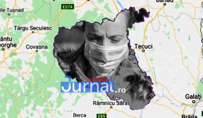 OFICIAL: Situația în Vrancea, marți, ora 13:00 – 1.749 de persoane în izolare la domiciliu, 77 în carantină