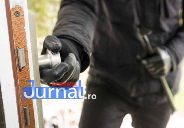 Percheziții în Vrancea și Galați pentru identificarea persoanelor care au jefuit o femeie din Jariștea