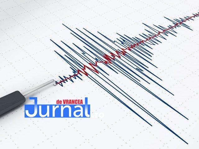 UPDATE-ACUM: Cutremur, miercuri seara, în Vrancea