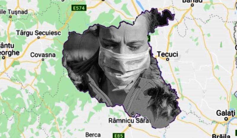 Situația pandemiei la nivelul județului Vrancea: 12 decese, peste 200 cazuri de îmbolnăviri, 539  persoane aflate în carantină și 192 în autoizolare!