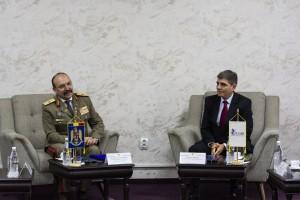 Academia Forțelor Terestre și ULBS au reînnoit parteneriatul,
