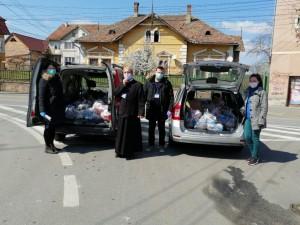 Arhiepiscopia Sibiului a acordat ajutoare de peste 2.500.000 de l