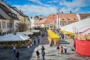 Evenimentele culturale ale Sibiului, adaptate la Covid-19: producătorii locali devin importanți, nu și on-line-ul