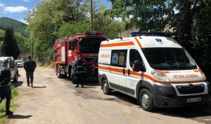 Explozie urmată de un incendiu, la fabrica de armament din Cugir