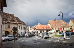 Întreg județul Sibiu sub cod galben de averse și vânt puternic