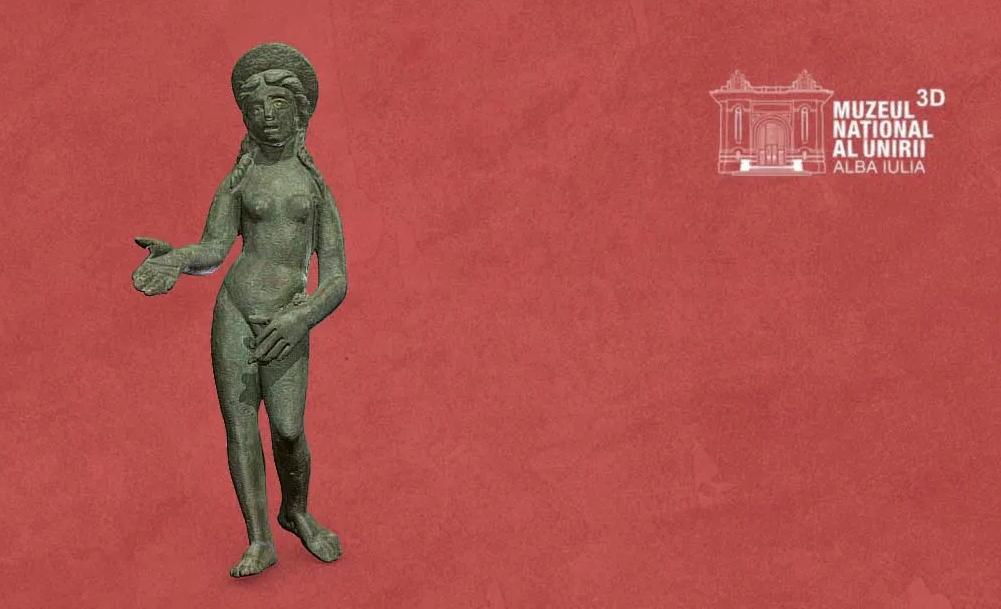 O statuetă veche de aproape două milenii este exponatul lunii m
