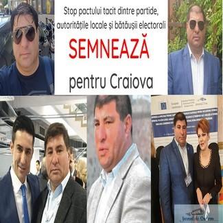 Petitie online : Stop pactului dintre partide, administratii locale si batausi! Cel vizat este Romeo Tiberiade ..