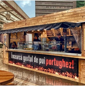 Porto Gallo, bucătăria portugheză a Sibiului