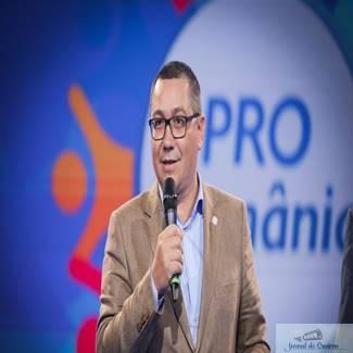 Scrisoare deschisă către domnul Victor Ponta