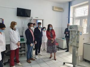 Terapia cu plasmă hiperimună la Spitalul Județean Sibiu