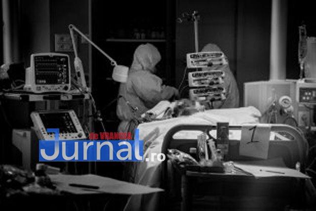 5 persoane din Vrancea infectate cu SARS-CoV-2 în stare gravă la spitalul din Adjud