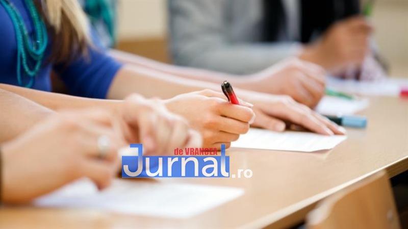 Bacalaureat 2020: peste 1.000 de elevi din Vrancea au ales să susțină examenul la Geografie