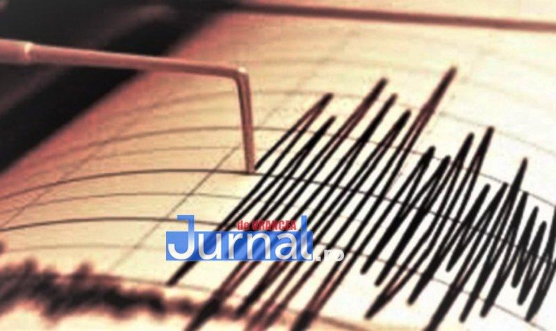 Cutremur, duminică seara, în zona seismică Vrancea