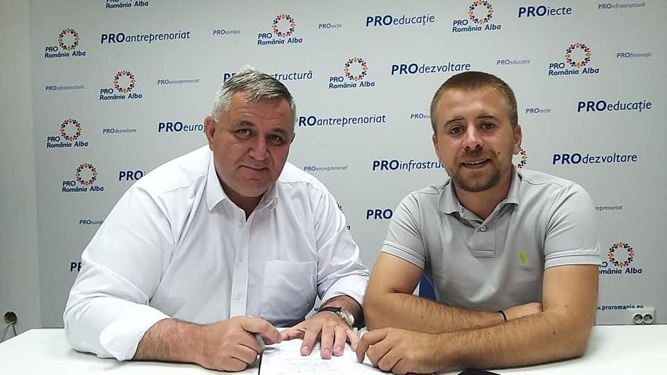 Fostul prefect de Alba Hălălai a dezertat de la PSD. S-a alăturat partidului lui Ponta