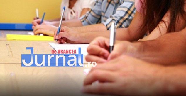 În Vrancea doar doi elevi vor susține Evaluarea Națională la etapa specială
