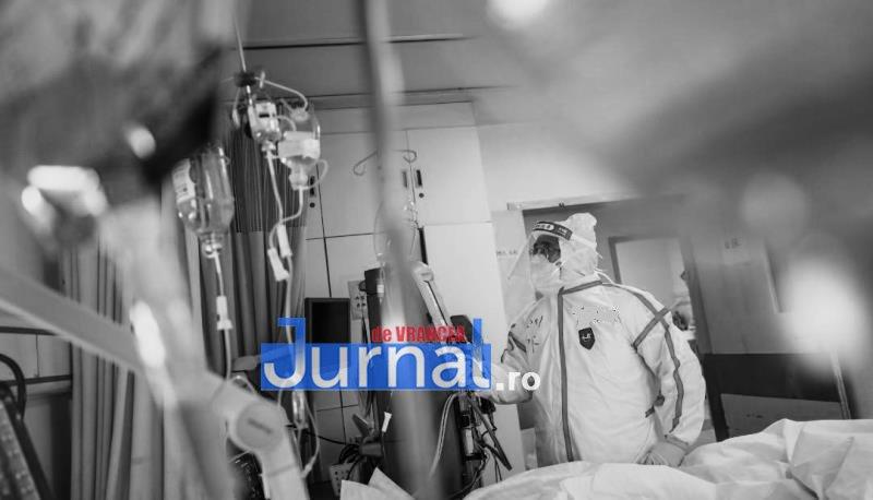 Încă 14 decese asociate coronavirusului în ultimele 24 de ore, inclusiv în Vrancea