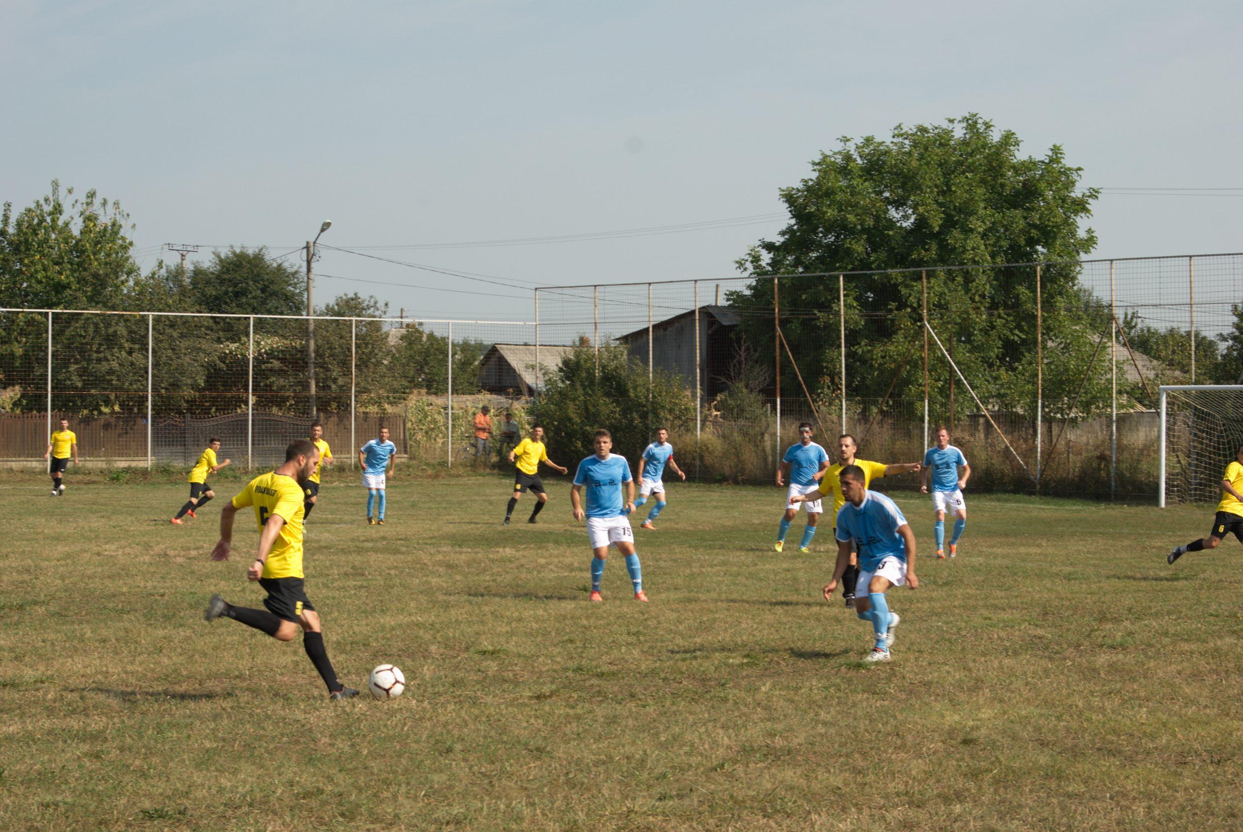 Liga a IV-a la mila pandemiei: Opiniile reprezentanţilor fotbalului judeţean