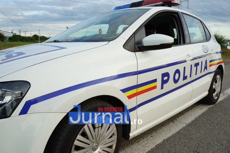 Pieton acroșat de o mașină la ieșirea din Focșani!