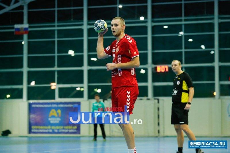 Roman Makrishin este noul inter stânga al echipei de handbal CSM