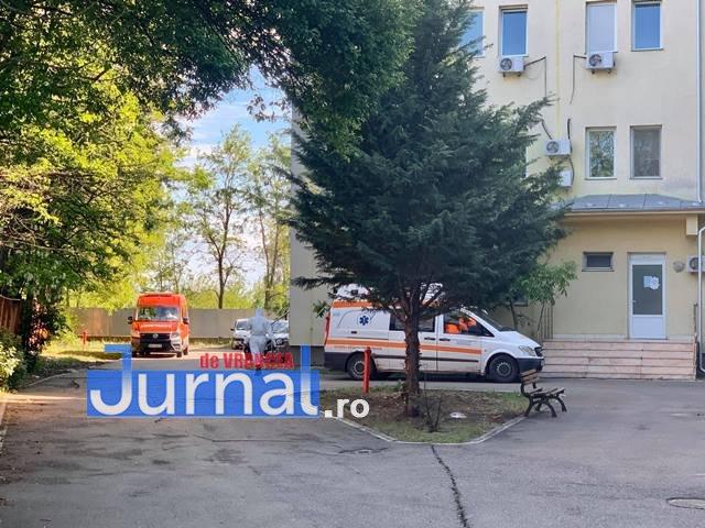 Spitalul Județean, pregătiri pentru pacienții covid: acord cad