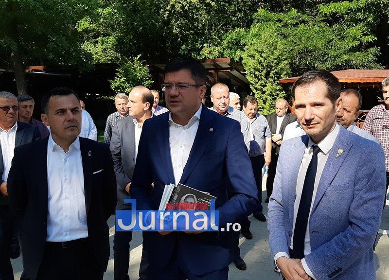 VIDEO: Ministrul Costel Alexe s-a întâlnit cu reprezentanții mediului de afaceri din domeniul silvic