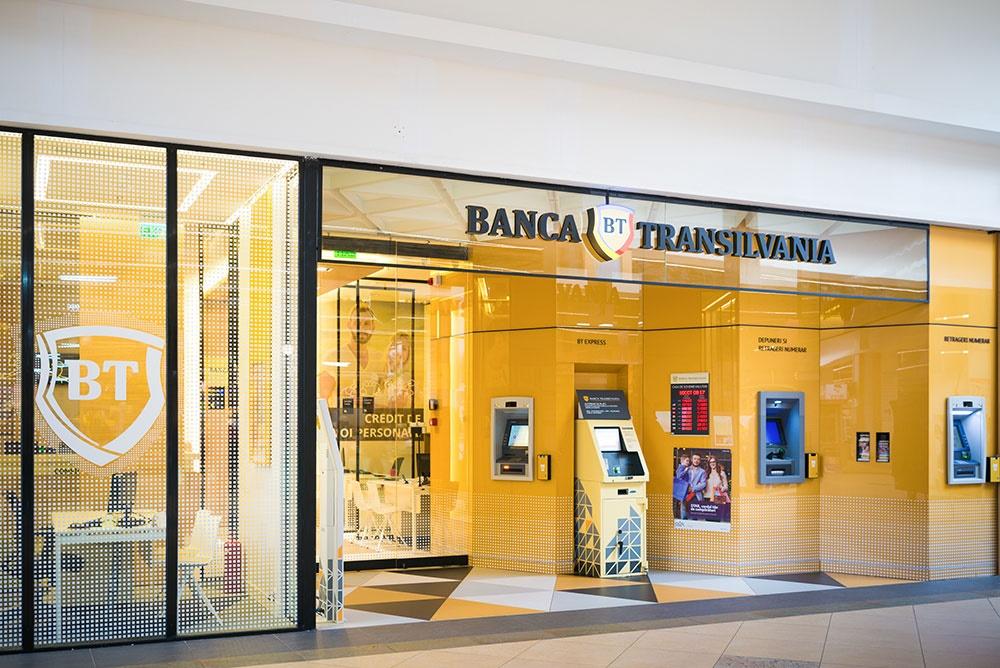 Banca Transilvania, Best Bank in Romania, titlu primit din partea