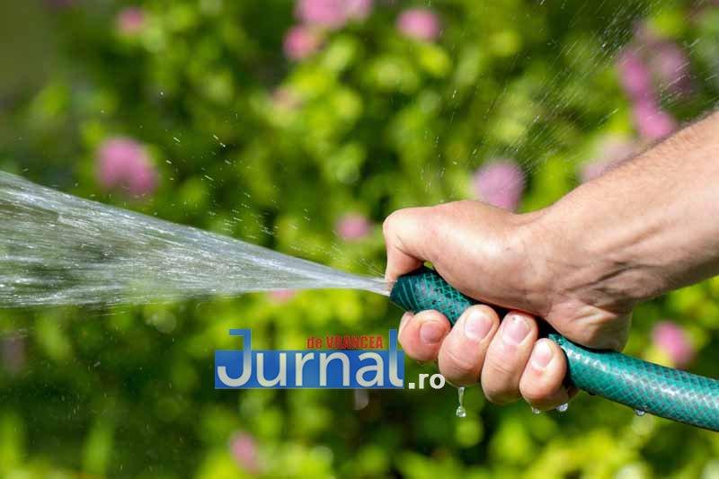 Primăria Răstoaca face apel la cetățeni să folosească apa doar pentru necesitățile curente!
