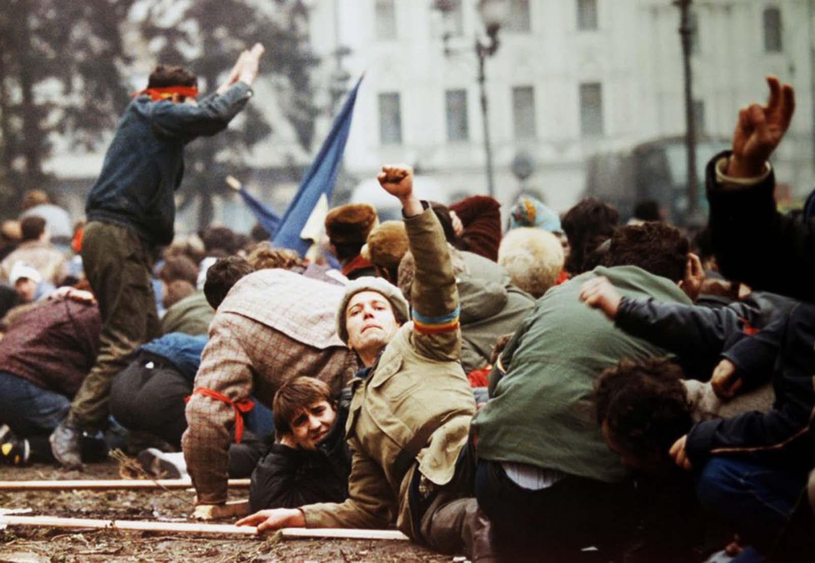 Revolutia 1989 - Mai bine de 30 ani de democratie