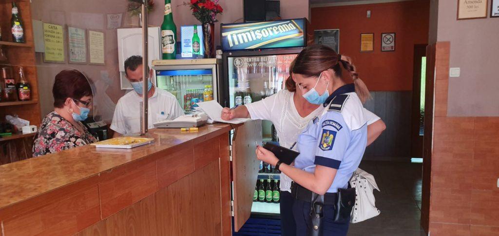 Amenzi aplicate pentru nerespectarea normele legale impuse pe perioada stării de alertă