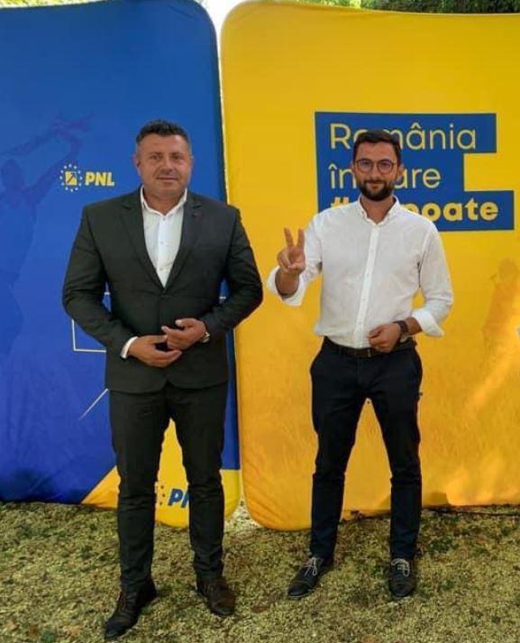 Andrei Carabelea îi mulțumește pentru sprijin lui …Vasile Pa