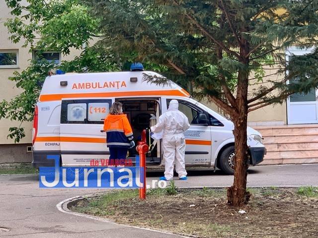 Cinci focare Covid-19 în Vrancea, 9 cazuri de îmbolnăviri la Spitalul Județean și niciun motiv de panică