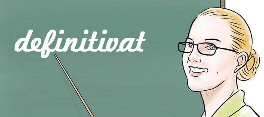Definitivat: Încă doi profesori au promovat după contestații