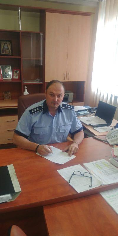 Despre ORNISS, excelență și infracționalitatea în pandemie cu șeful IPJ Neamț